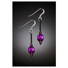 Anodized Aluminum Candy Earrings