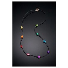 Anodized Aluminum Candy Necklaces
