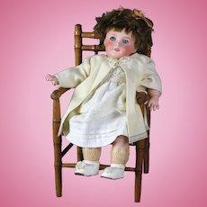 """Beautiful Unis France 301 Bluette Doll Antique Bisque 13.5"""""""