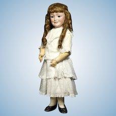"27"" (66cm) Extraordinary rarest Simon Halbig 1388 antique german bisque doll size 12/ perfect A/O"