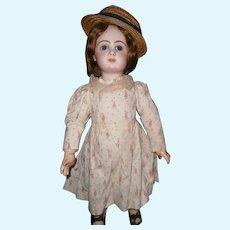 "25""(60cm ) french bebe JUMEAU size 11, boxed set  jumeu 11,  in beautiful dress"