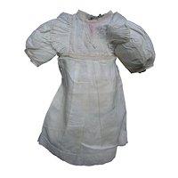 Cotton bebe white dress