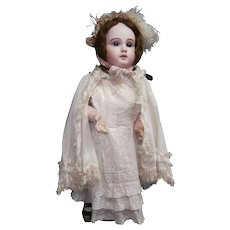 "32 "" Stunning antique french  Depose E 14 J by Emile jumeau doll"