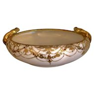 Antique Nippon Noritake Decorative Bowl