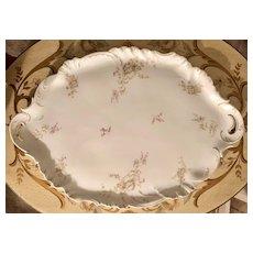 Louis XIV Rosenthal China  Platter/Serving Tray