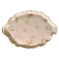 Louis XIV Rosenthal China  Platter/Serving Tray