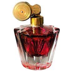 Baccarat Marcel Franck Purfume Bottle