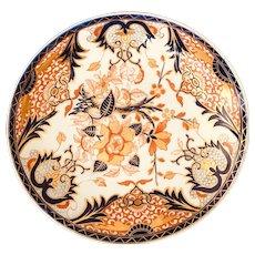 1800s Derby Imari Bowl