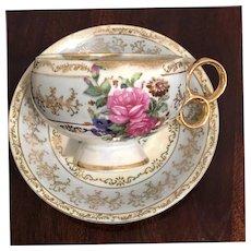 Vintage Nippon Yoko Boeki Co Lusterware Teacup