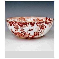 Royal Crown Porcelain Derby Bowl