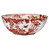 Royal Crown Porcelain Derby Bowl