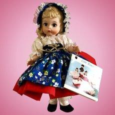Madame Alexander Gretel from Hansel and Gretel #454