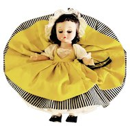 "Madame Alexander ""France"" Doll"