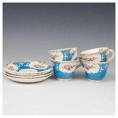 """A Set of 6 Copeland Spode porcelain """""""