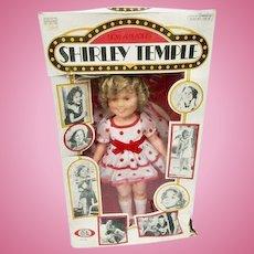 """16"""" Vinyl Shirley Temp.le Doll Ideal in 1973"""