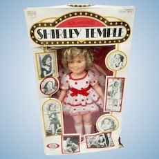 "16"" Vinyl Shirley Temp.le Doll Ideal in 1973"