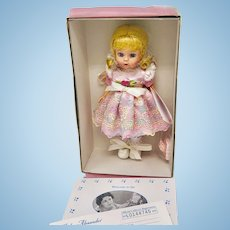 Madame Alexander Happy Birthday Doll