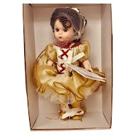 """Madame Alexander Collectors Doll— """"Land Of Sweets Ballerina."""""""