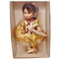 "Madame Alexander Collectors Doll— ""Land Of Sweets Ballerina."""