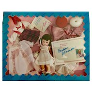 Madame Alexander Wendy Loves Being Loved Gift Set Limited Edition 1992