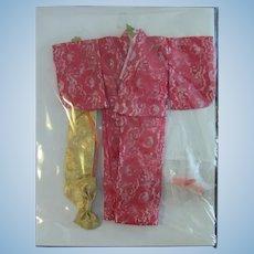 Vintage Barbie FRANCIE JAPANESE EXCLUSIVE KIMONO Obi Rubber shoes, Japan specification