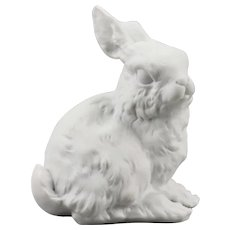 Rabbit Figurine Kaiser Porcelain Manufacturer West Germany