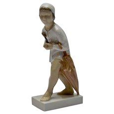 Bing & Grondahl Figurine The Sandman 2055 by Henning Seidelin
