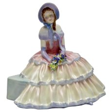 Royal Doulton Figurine Day Dreams England