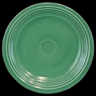 Fiesta Ware Plate Original Light Green Color