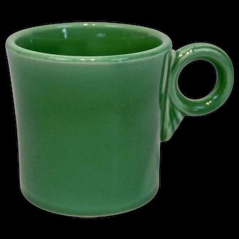 Fiesta Ware Mug Original Light Green Homer Laughlin China Company