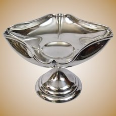 Arts And Crafts Randahl Shop Park Ridge Chicago Sterling Compote