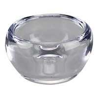 Simon Pearce Massive Glass Bowl Hand Crafted In America
