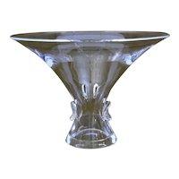 Steuben Glass large Bouquet Vase