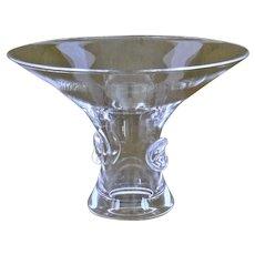 Steuben Glass small Bouquet Vase