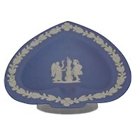Wedgwood Jasper-ware Light Blue Spade Dish