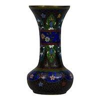 Cloisonné Vase Japanese Meiji Period 19th Century