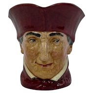 Royal Doulton The Cardinal Character Toby Jug