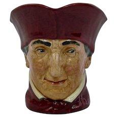 Royal Doulton The Cardinal Character Toby Jug
