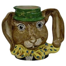 Royal Doulton The March Hare Character Toby Jug Large