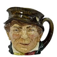 Royal Doulton Large A Paddy Character Toby Jug