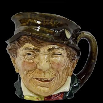 Royal Doulton Large A Paddy Character Toby Jug