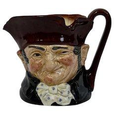 Royal Doulton Old Charley Character Toby Jug