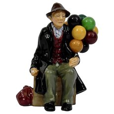 Royal Doulton Figurine The Balloon Man