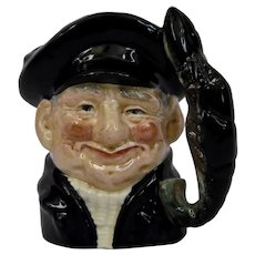 Royal Doulton Lobster Man Character Toby Jug