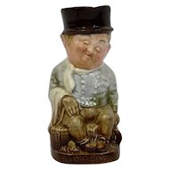 Royal Doulton The Fat Boy Character Toby Jug Large A Mark