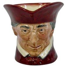 Royal Doulton Cardinal Character Toby Jug Large A Mark