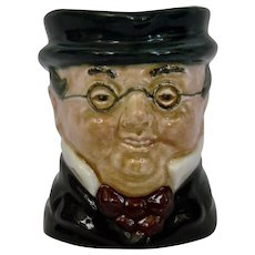 Royal Doulton Mr Pickwick Character Toby Jug Small Size Large A Mark