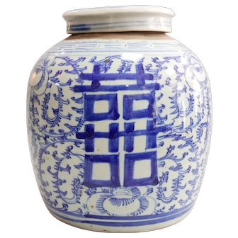 A Chinese vase export porcelain