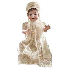 German Bisque Character Doll by Kammer & Reinhardt