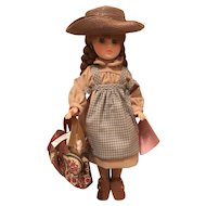 "Madame Alexander's Anne of Green Gables ""Arrives at the Station"" Doll with Two Additional Outfits (NRFB)"